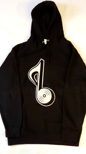 One Up Records Custom Hoody Sweater
