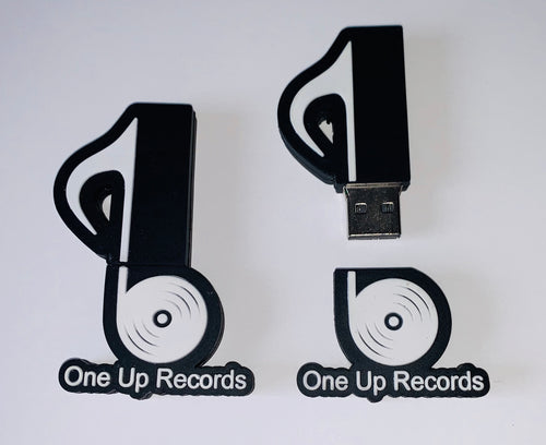 One Up Records Custom Jump Drive