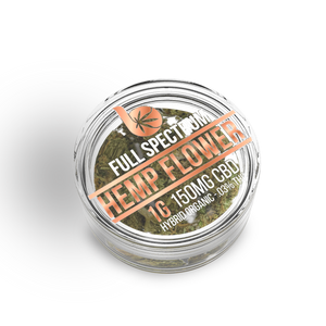 CBD Full Spectrum Hemp Flower