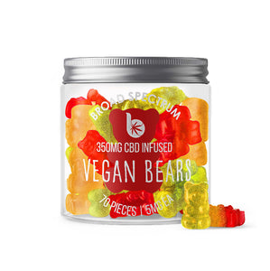 VEGAN CBD GUMMIES