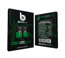 Load image into Gallery viewer, CBD Pod Cartridges - 2pk