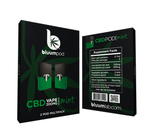 CBD POD CARTRIDGES 2PK