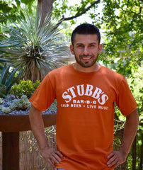 Stubb's Burnt Orange T-Shirt