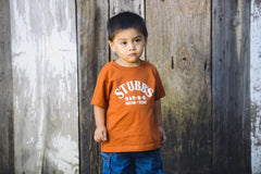 Stubb's Toddler Burnt Orange