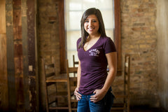 Women's Stubb's V-neck