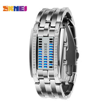 Digital LED Display Creative Watches