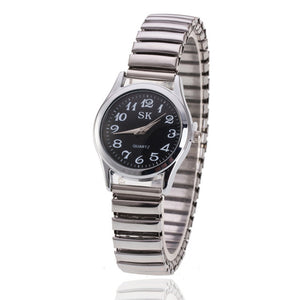 Stainless Steel Lover's Watches