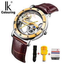 Luxury Stainless Steel Mechanical Watches