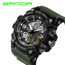 Waterproof Sport Watch For Men