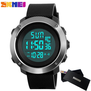 LED Electronic Women's Sport Watches