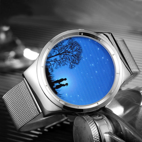 LED Smart Touch Screen Creative Watches