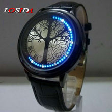 Smart Electronics LED Creative Watches