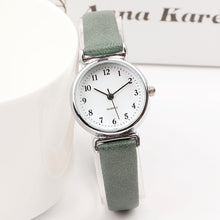 Simple Leather Dress Watches