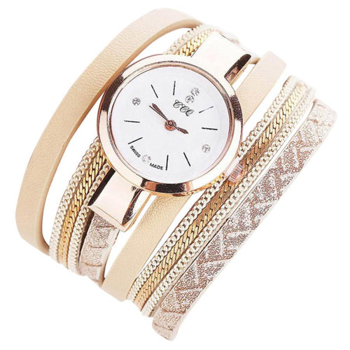 Women Fashion Casual Bracelet Watches