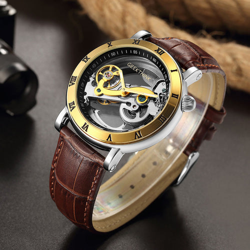 Skeleton Tourbillon Mechanical Watches
