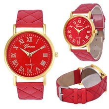 Leather Casual Dress Watches