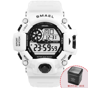 Men Waterproof Sports Watches