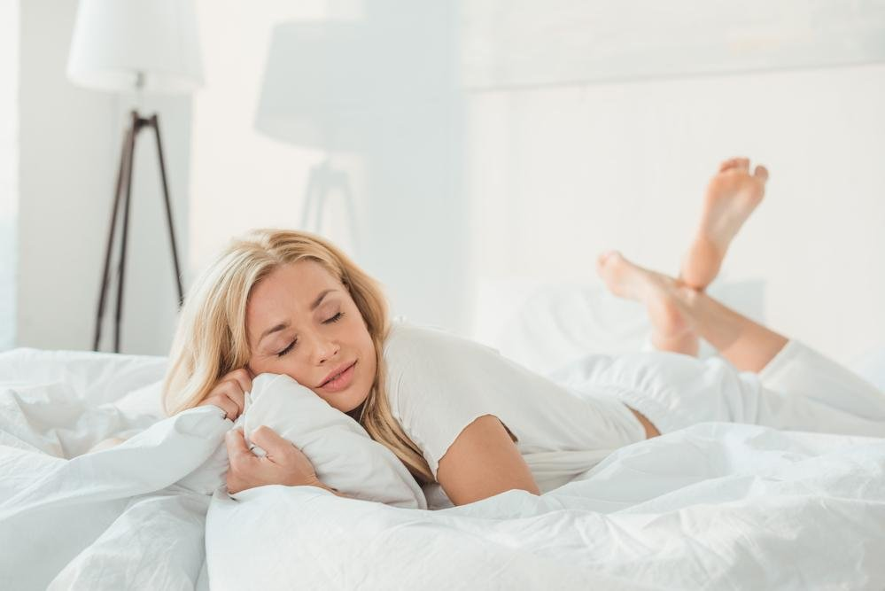 Ditch the Drip: 5 Postures to Help You Sleep Better | PlushBeds