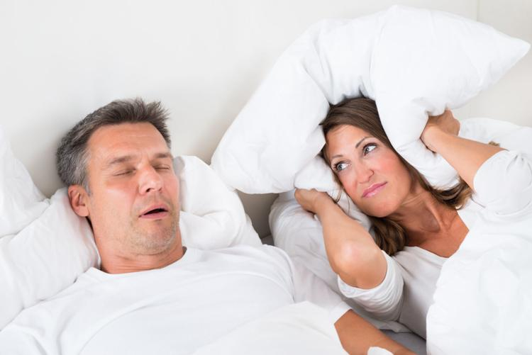 Subsiding the Snoring for a Better Snooze Tonight | PlushBeds