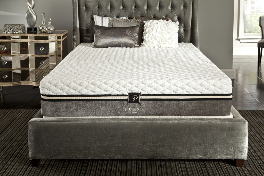 Heavenly Plush Memory Foam Mattress