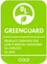 GreeGuard Gold certification