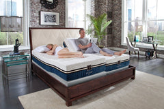 Cool Bliss Luxury Memory Foam Mattress - PlushBeds