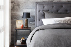 French Linen Duvet Cover - PlushBeds