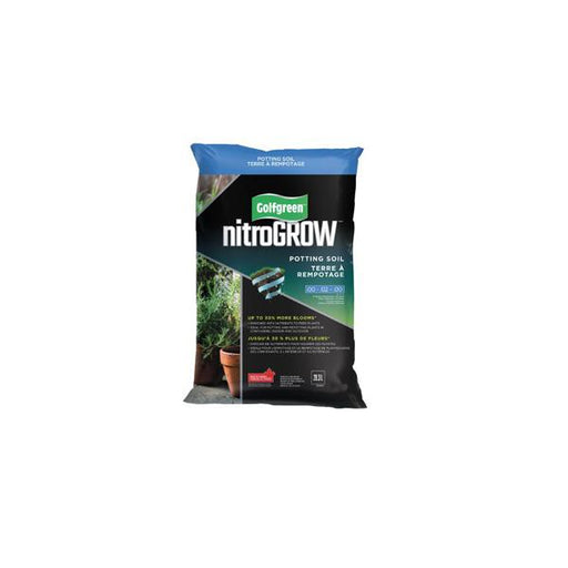 GOLFGREEN NITROGROW POTTING SOIL 28.3L