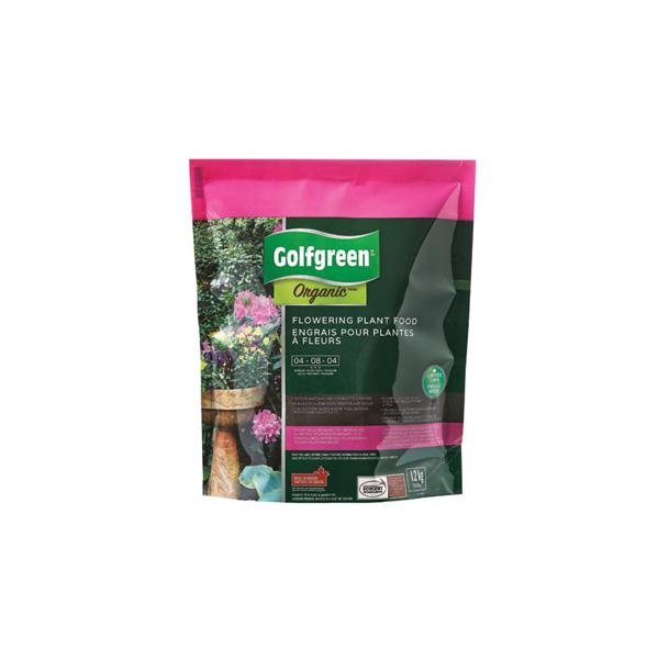 GOLFGREEN ORGANIC FLOWERING PLANT FOOD 04-06-04, 1.2KG