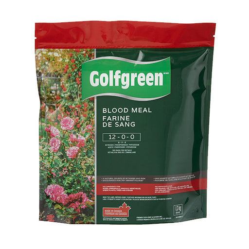 GOLFGREEN® Blood Meal, 12-0-0, 1.3-kg