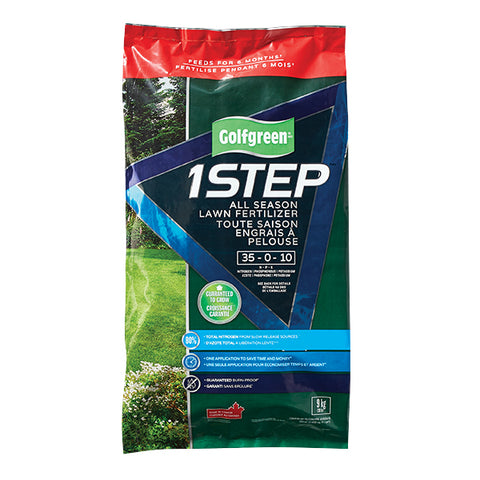 GOLFGREEN® 1Step Lawn Fertilizer, 9-kg