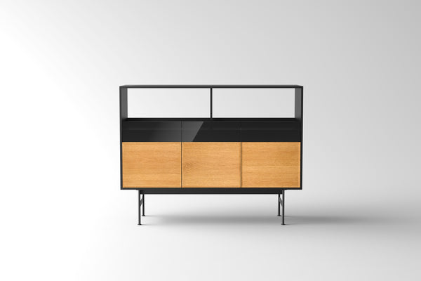 SOLID Buffet Cabinet (Display Set)