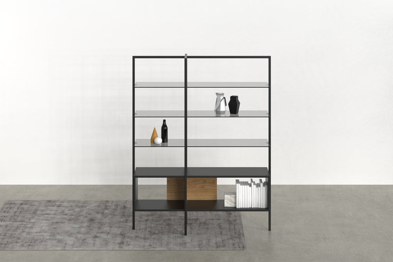 GARIS Centre Shelving. - LINEA Designer Furniture