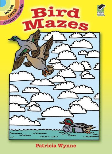 Bird Mazes (Dover Little Activity Books)