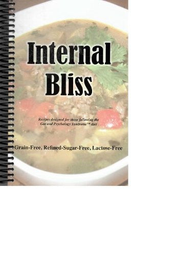 Internal Bliss - GAPS Cookbook (spiral bound)