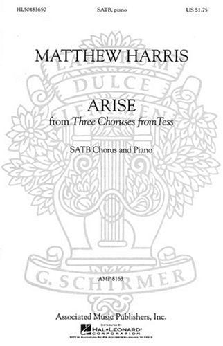 Arise from Three Choruses from Tess