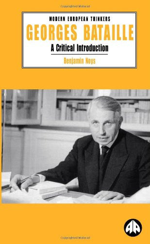 Georges Bataille: A Critical Introduction (Modern European Thinkers)