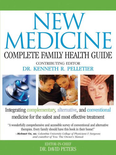 New Medicine (DK Complete Family Health Guides)