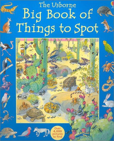 Big Book of Things to Spot (1001 Things to Spot)