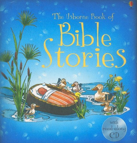 The Usborne Book of Bible Stories (Bible Tales Readers)