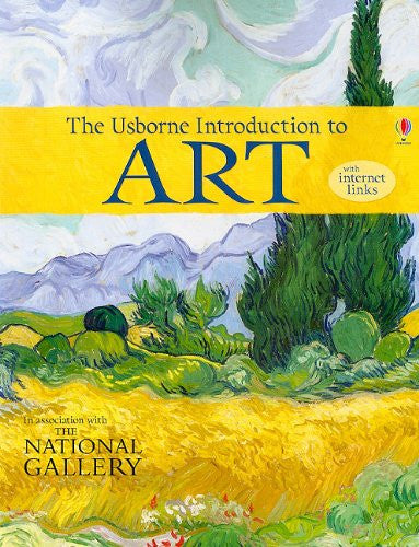 The Usborne Introduction to Art