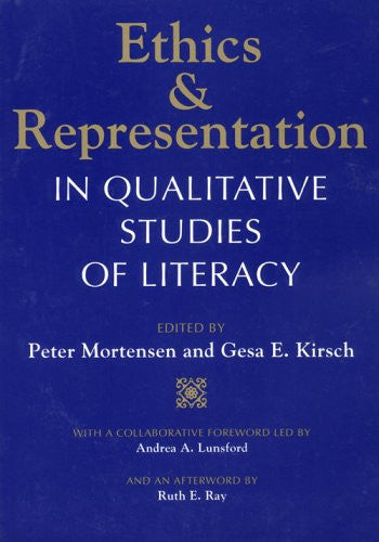 Ethics and Representation in Qualitative Studies of Literacy