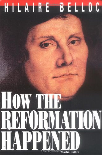 How the Reformation Happened [paperback]