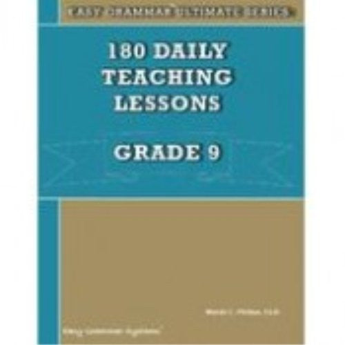 180 Daily Teaching Lessons - Grade 9