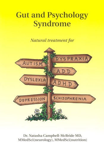 Gut and Psychology Syndrome (paperback)