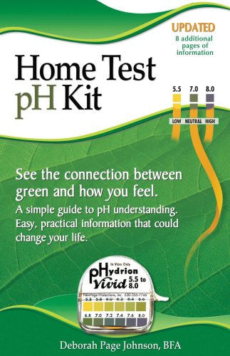 Home Test pH Kit