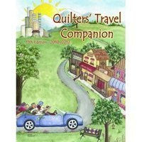 11thEdition 2010-2012 Quilters' Travel Companion
