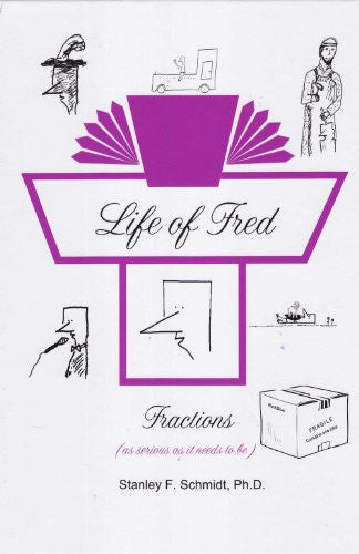 Life of Fred- Fractions (hardcover)