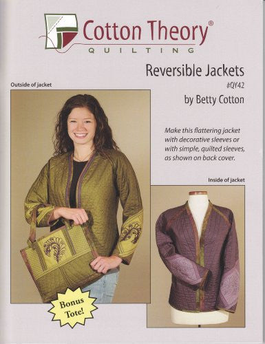 Reversible Jackets (Cotton Theory Quilting)