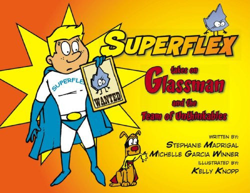 Superflex Takes on Glassman and the Team of Unthinkables